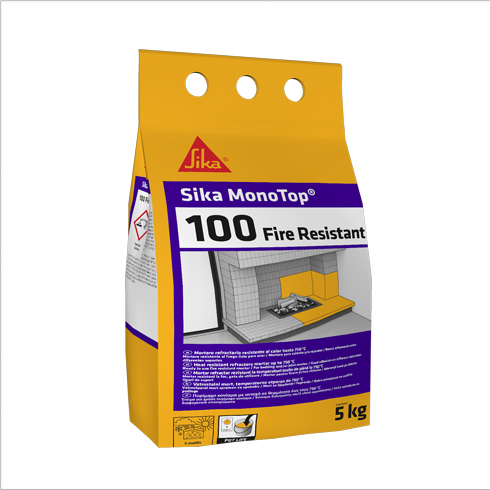 Sika MonoTop®-100 Fire Resistant